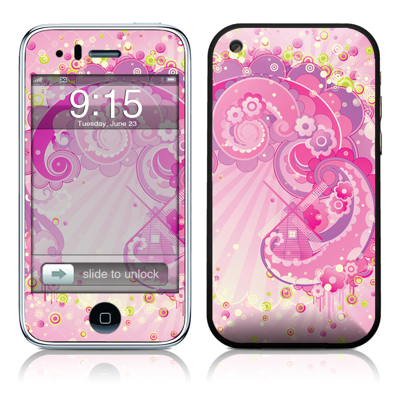 Jolie iPhone 3GS Skin