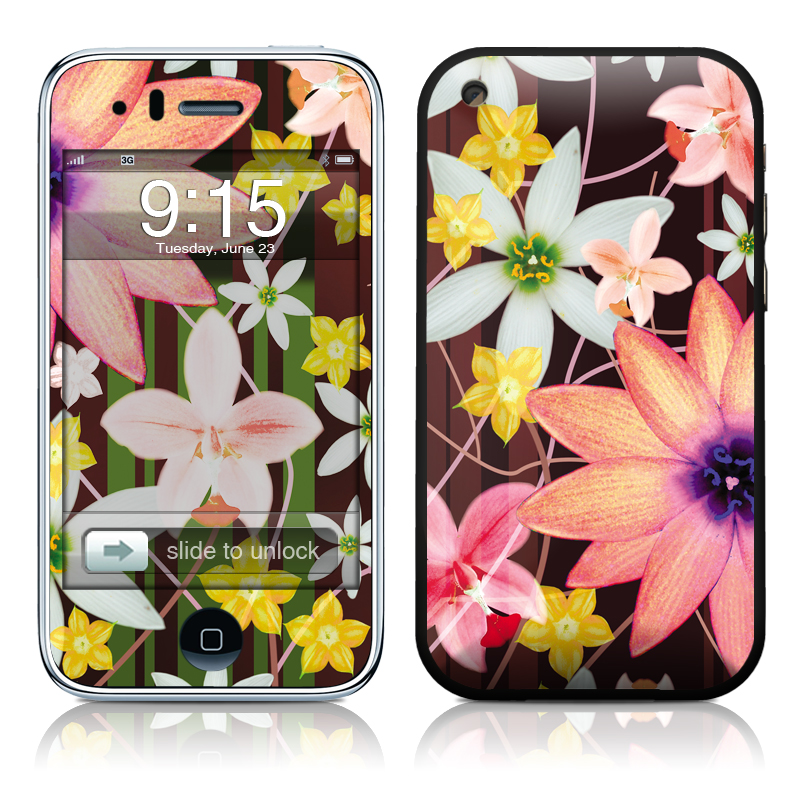 Meadow iPhone 3GS Skin