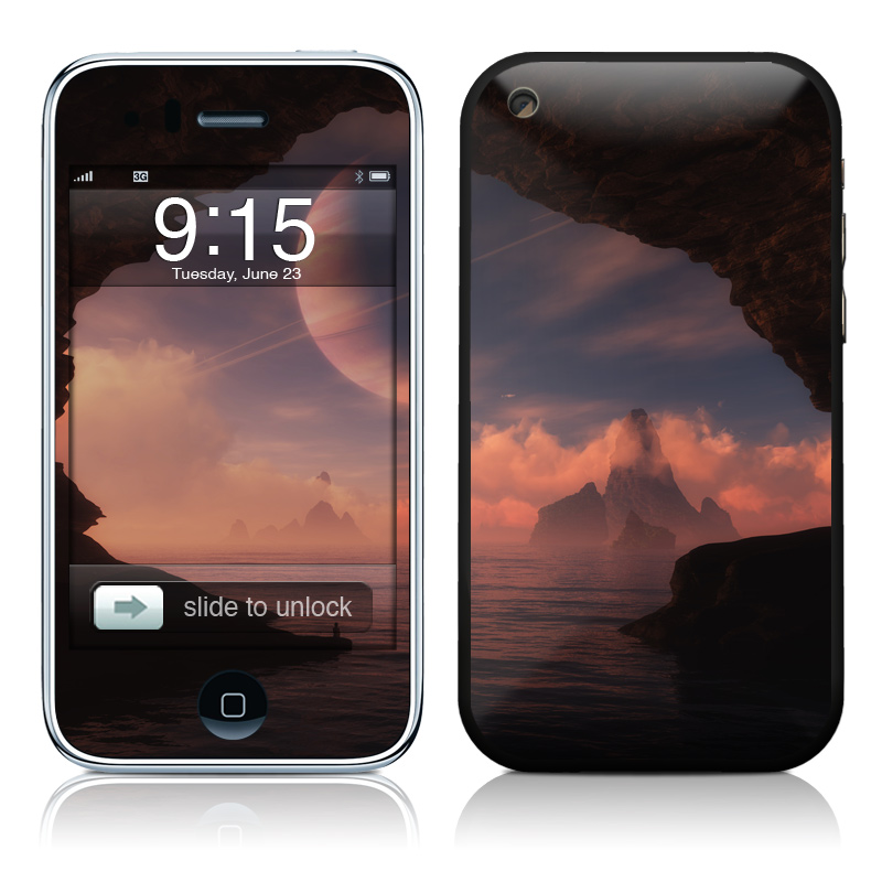 New Dawn iPhone 3GS Skin