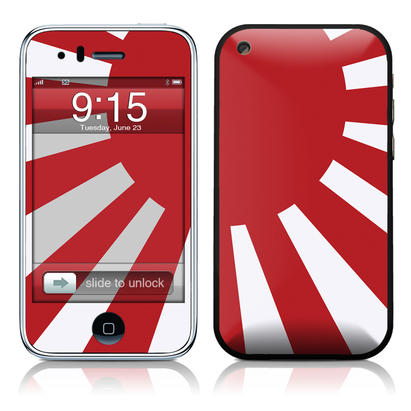 Nisshoki iPhone 3GS Skin