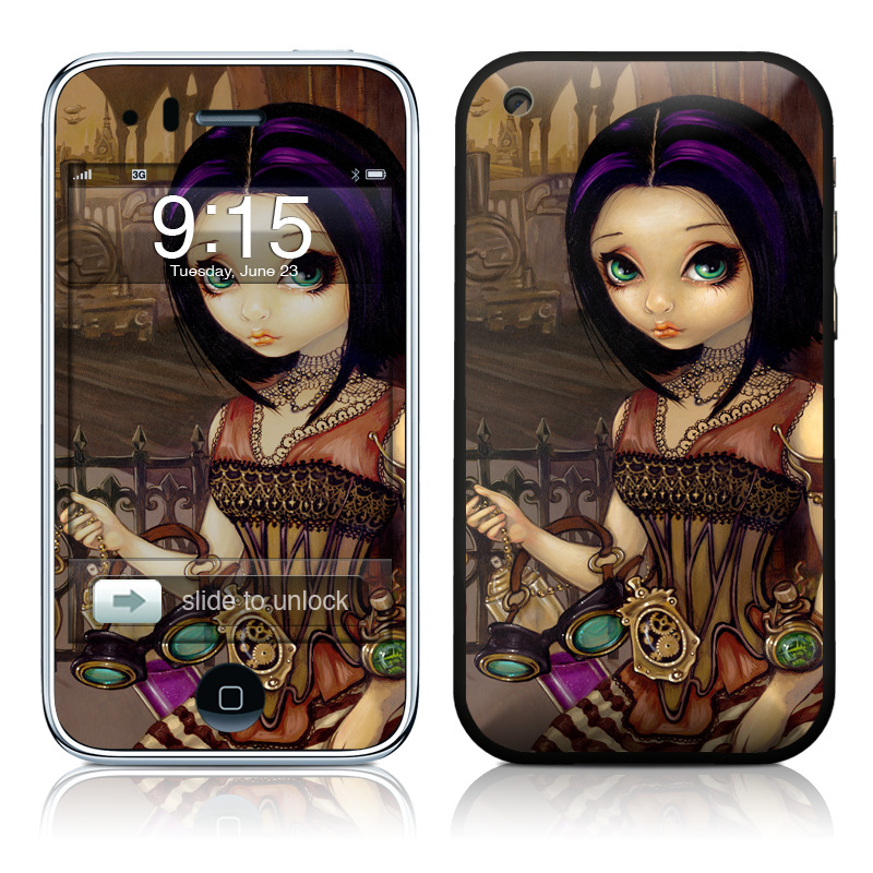 Poe iPhone 3GS Skin