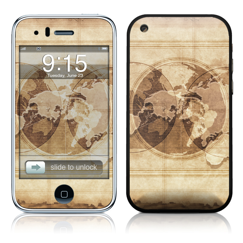 Quest iPhone 3GS Skin