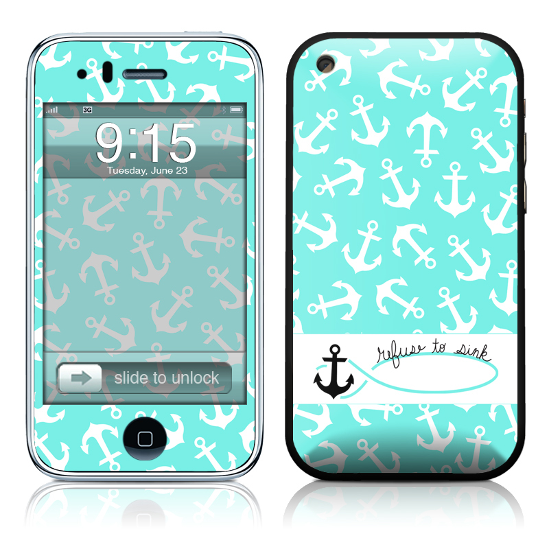iPhone 3GS Skin design of Text, Turquoise, Aqua, Font, Teal, Pattern, Line, Design, Illustration with gray, white, blue, green colors