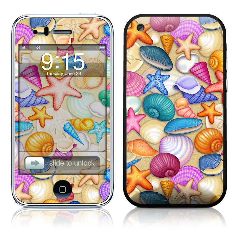 Shells iPhone 3GS Skin
