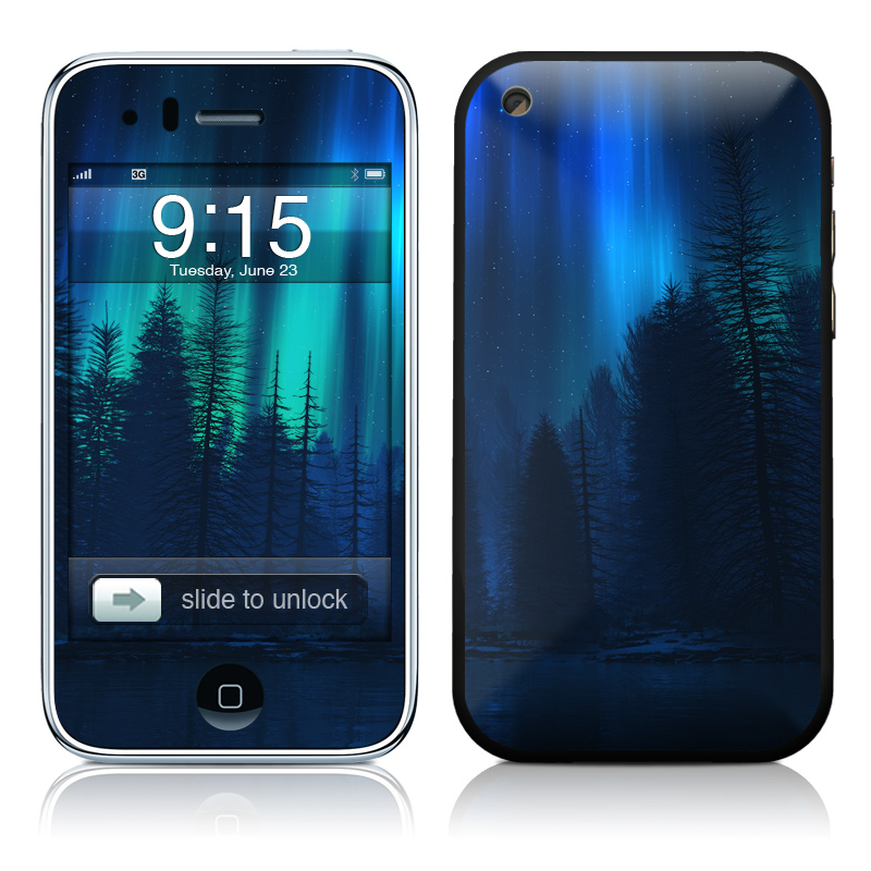 Song of the Sky iPhone 3GS Skin