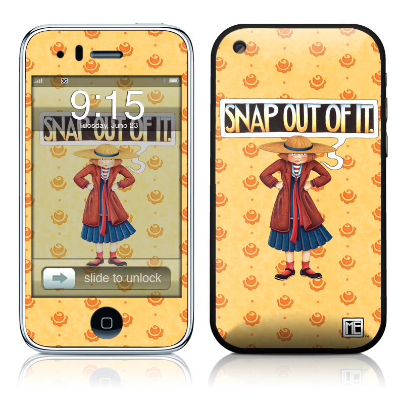 Snap Out Of It iPhone 3GS Skin