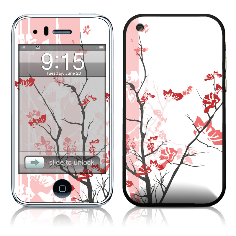Pink Tranquility iPhone 3GS Skin