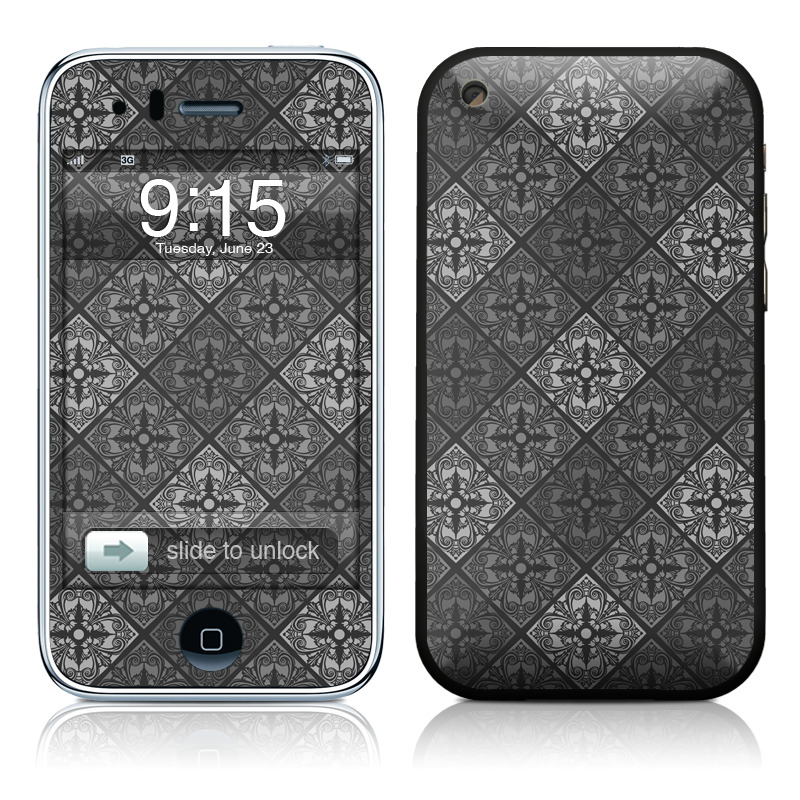 Tungsten iPhone 3GS Skin