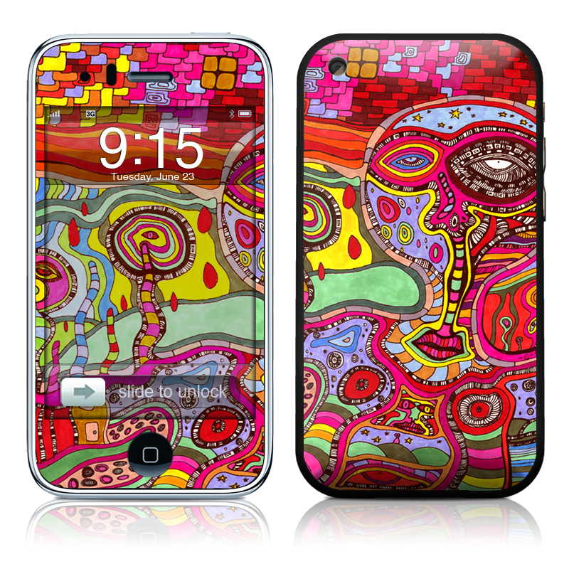 The Wall iPhone 3GS Skin