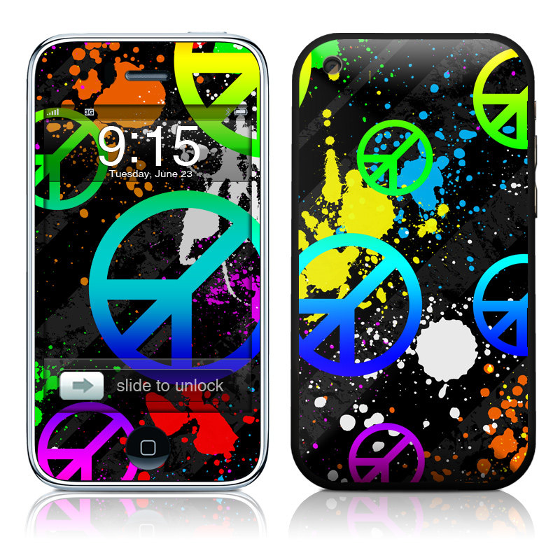 Unity iPhone 3GS Skin