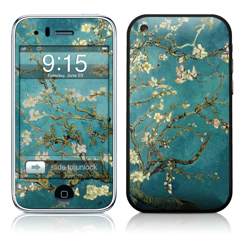 Blossoming Almond Tree iPhone 3GS Skin
