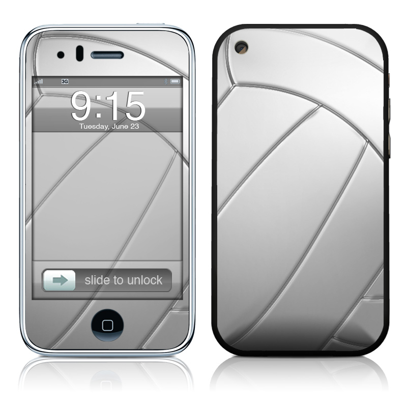 Volleyball iPhone 3GS Skin