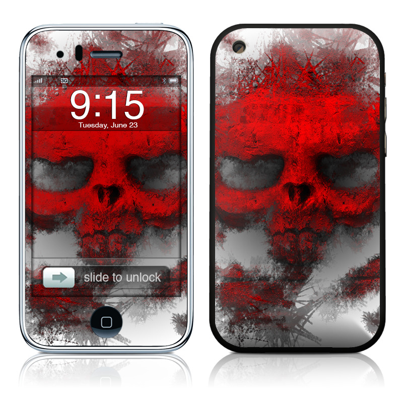 War Light iPhone 3GS Skin