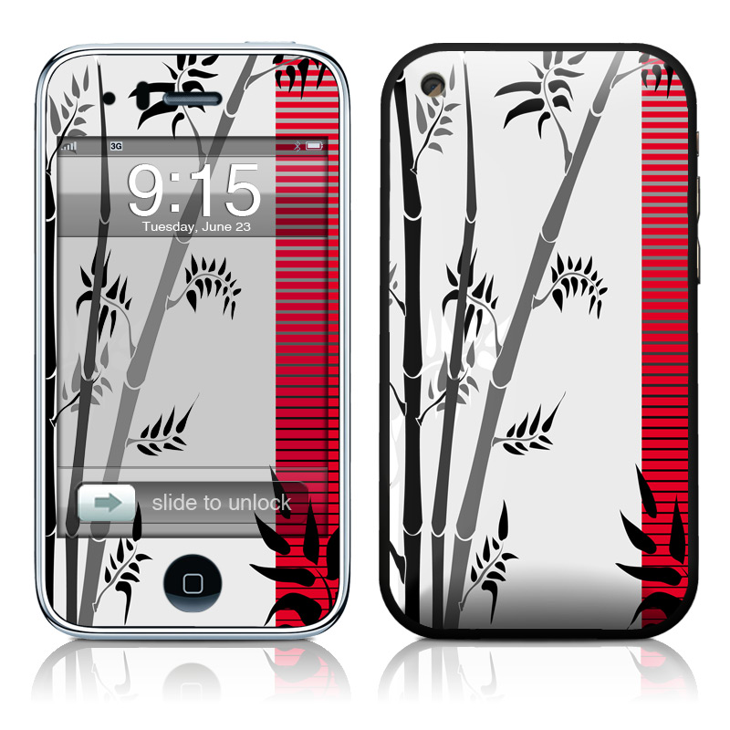 Zen iPhone 3GS Skin