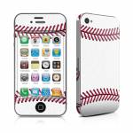 Baseball iPhone 4 Skin