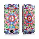 Mandala Roses iPhone 4 Skin