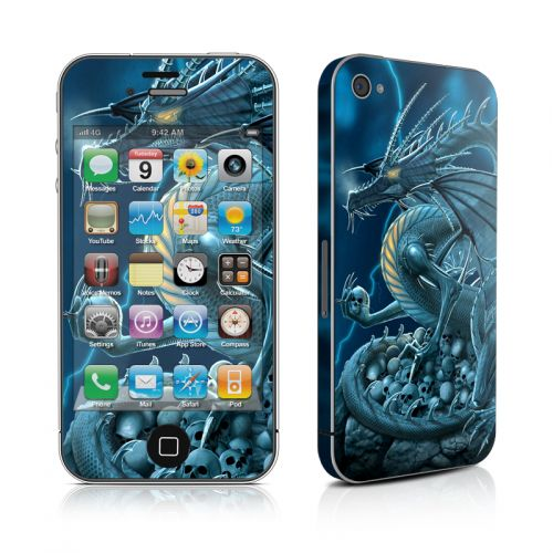 Abolisher iPhone 4s Skin