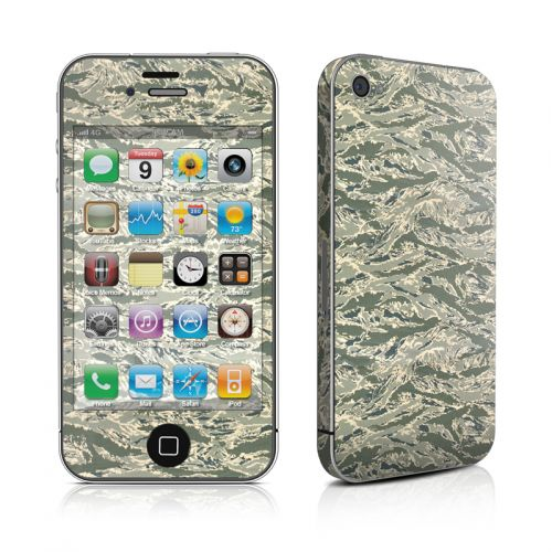 ABU Camo iPhone 4s Skin