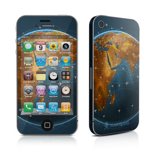 Airlines iPhone 4s Skin