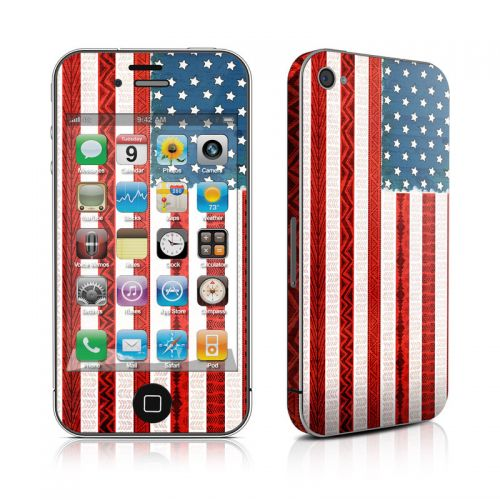 American Tribe iPhone 4s Skin