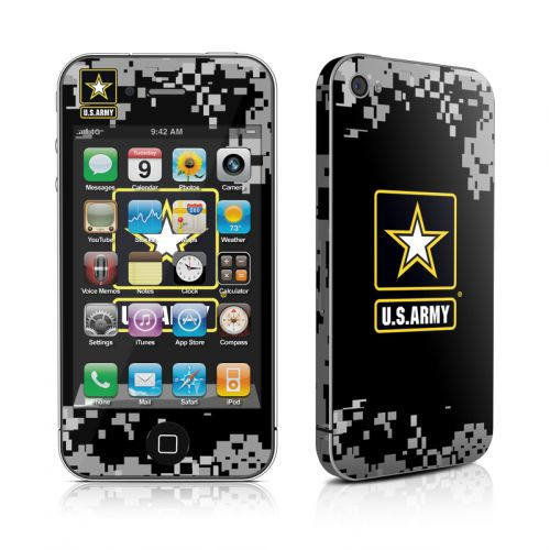 Army Pride iPhone 4s Skin