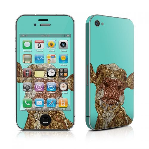 Arabella iPhone 4s Skin