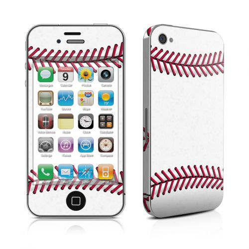 Baseball iPhone 4s Skin