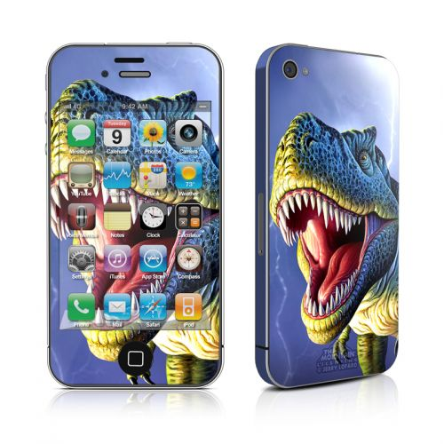 Big Rex iPhone 4s Skin