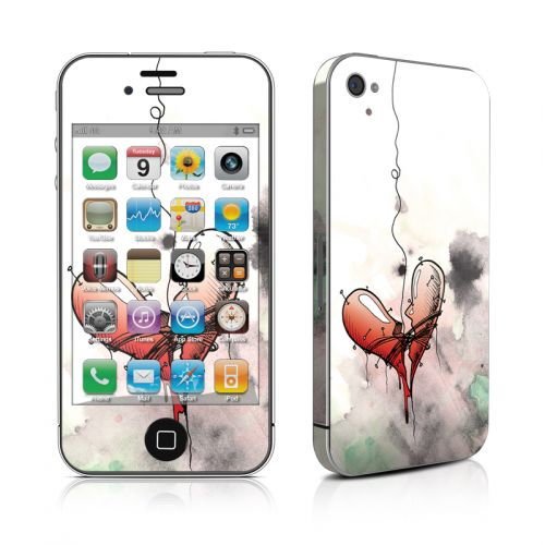 Blood Ties iPhone 4s Skin