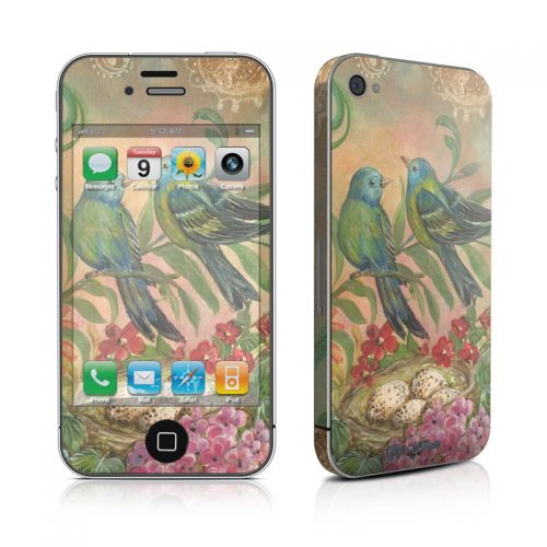 Splendid Botanical iPhone 4s Skin