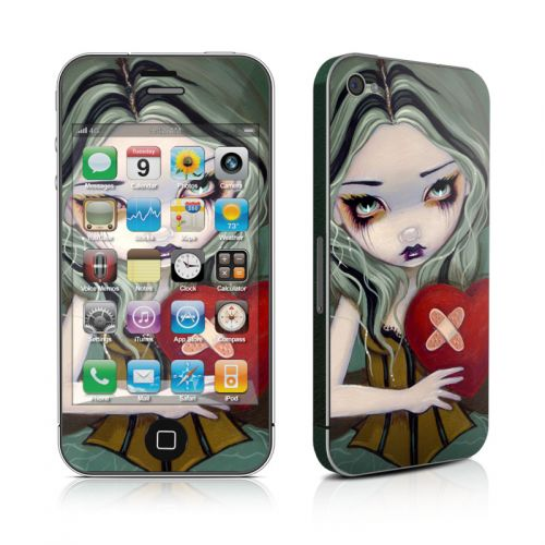 Broken Heart iPhone 4s Skin