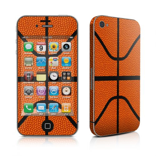 Basketball iPhone 4s Skin
