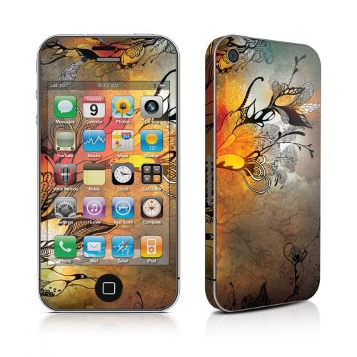 Before The Storm iPhone 4s Skin