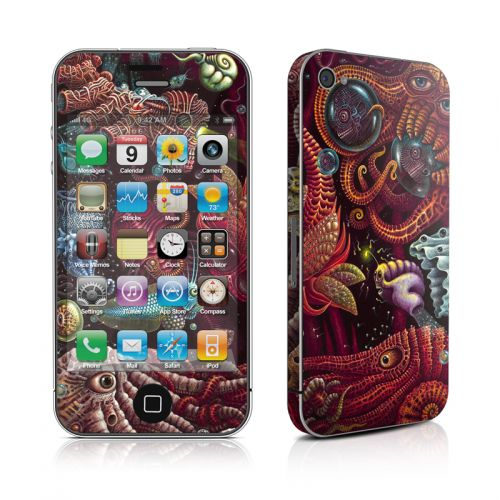 C-Pods iPhone 4s Skin
