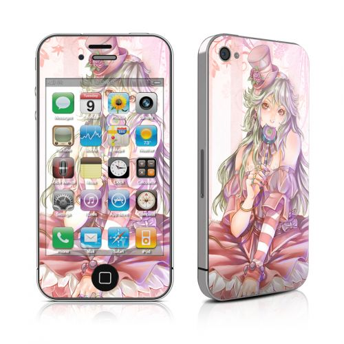 Candy Girl iPhone 4s Skin