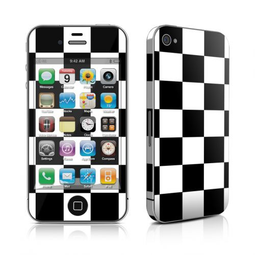 Checkers iPhone 4s Skin