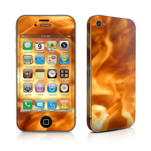 Combustion iPhone 4s Skin