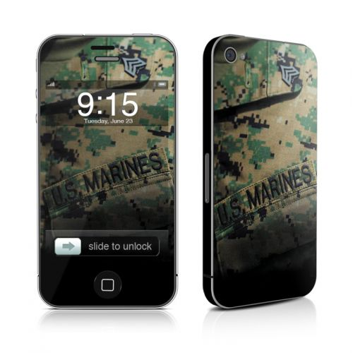 Courage iPhone 4s Skin