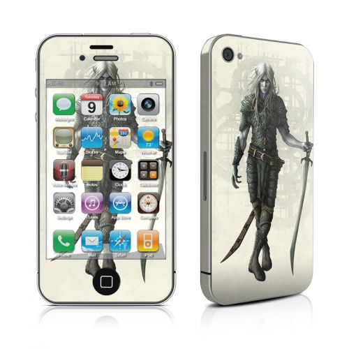 Dark Elf iPhone 4s Skin