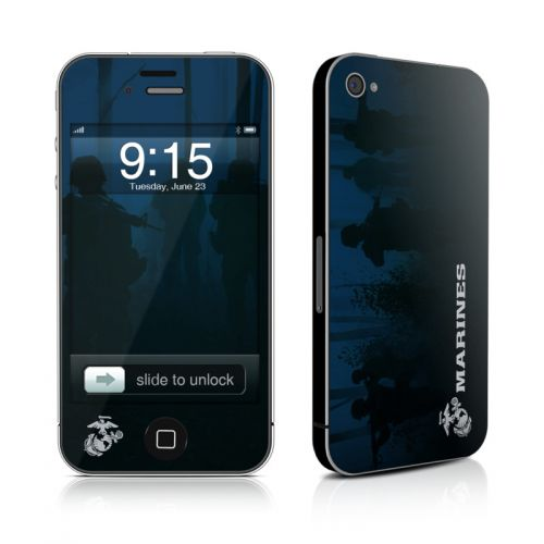 Deploy iPhone 4s Skin