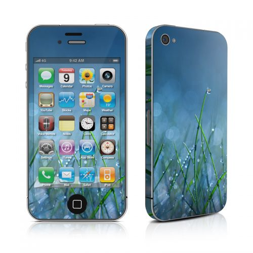 Dew iPhone 4s Skin