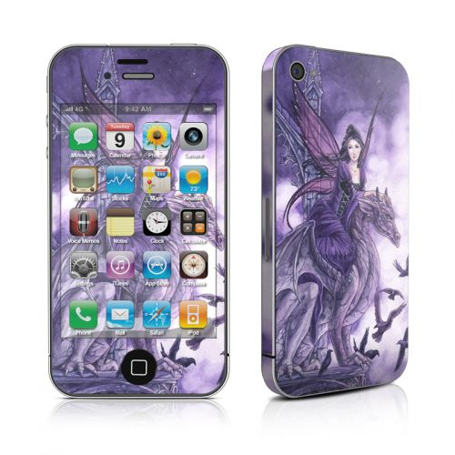 Dragon Sentinel iPhone 4s Skin