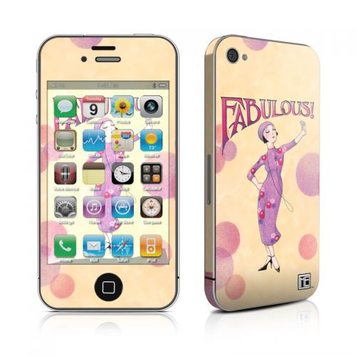 Fabulous iPhone 4s Skin