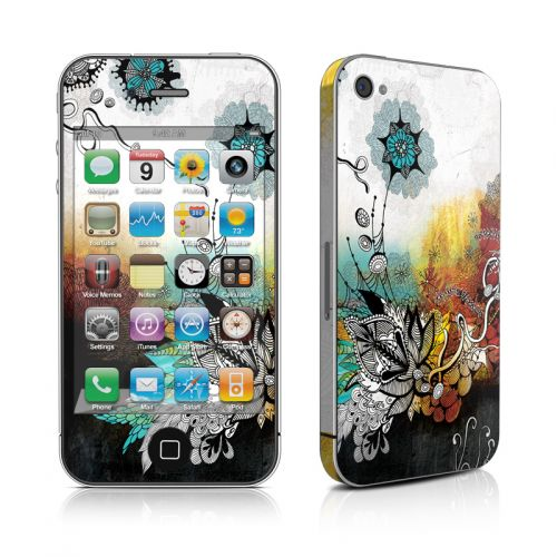 Frozen Dreams iPhone 4s Skin