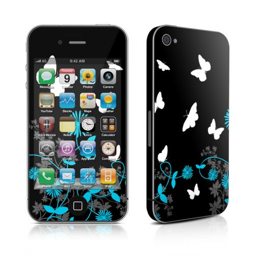 Fly Me Away iPhone 4s Skin