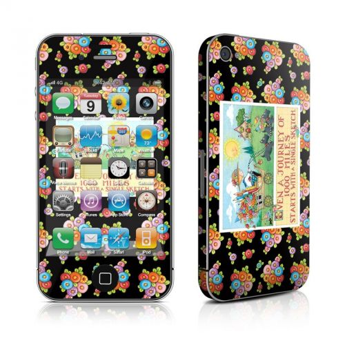 Forty Year Journey iPhone 4s Skin