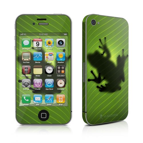 Frog iPhone 4s Skin