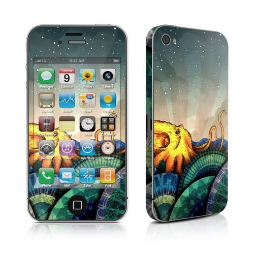 From the Deep iPhone 4s Skin