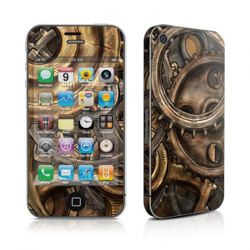Gears iPhone 4s Skin