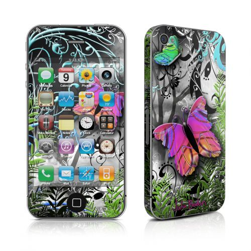 Goth Forest iPhone 4s Skin
